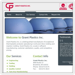 image of Grant Plastics Inc